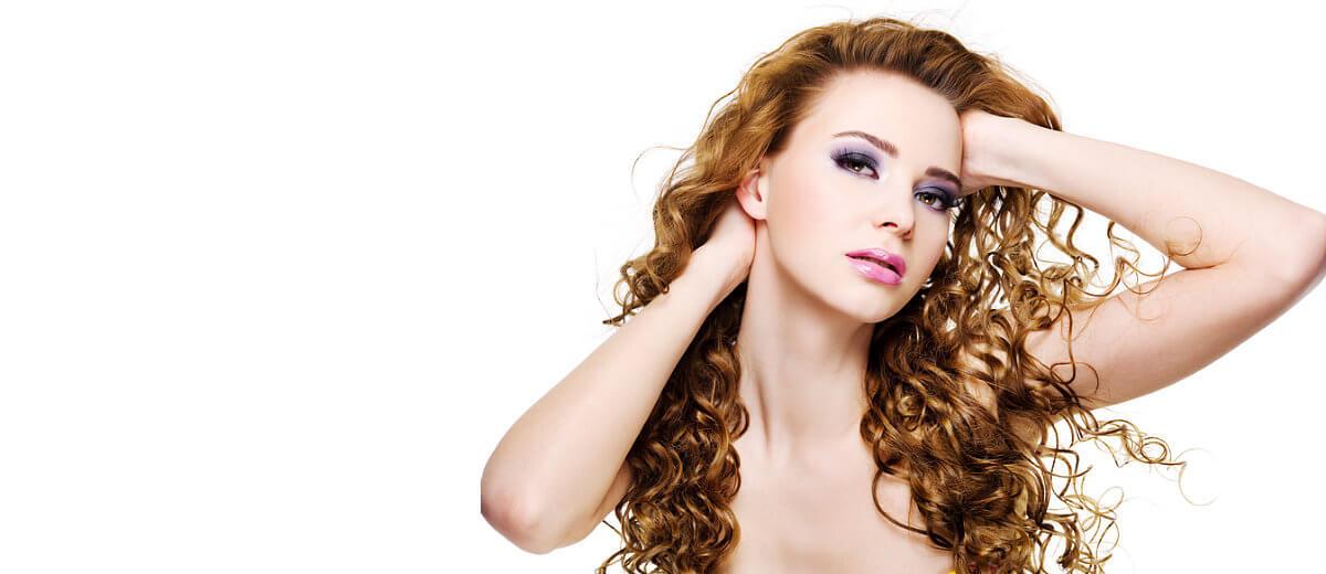 Péče o vlnité vlasy