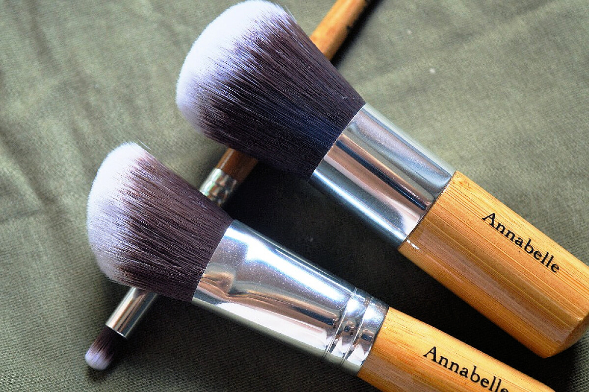Annabelle Minerals štětce