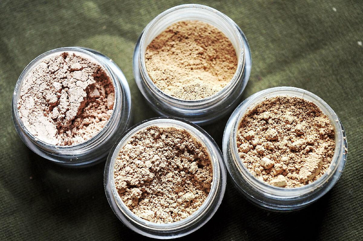 Annabelle Minerals make-upy