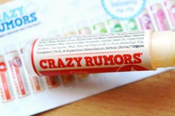 Balzám na rty Crazy Rumors