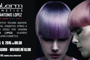 Pozvánka Salerm Cosmetics a José Antonio Lopez