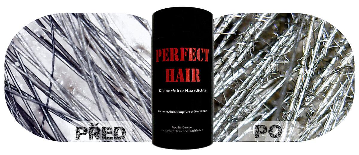 Vlasový  volumizační pudr Perfect Hair