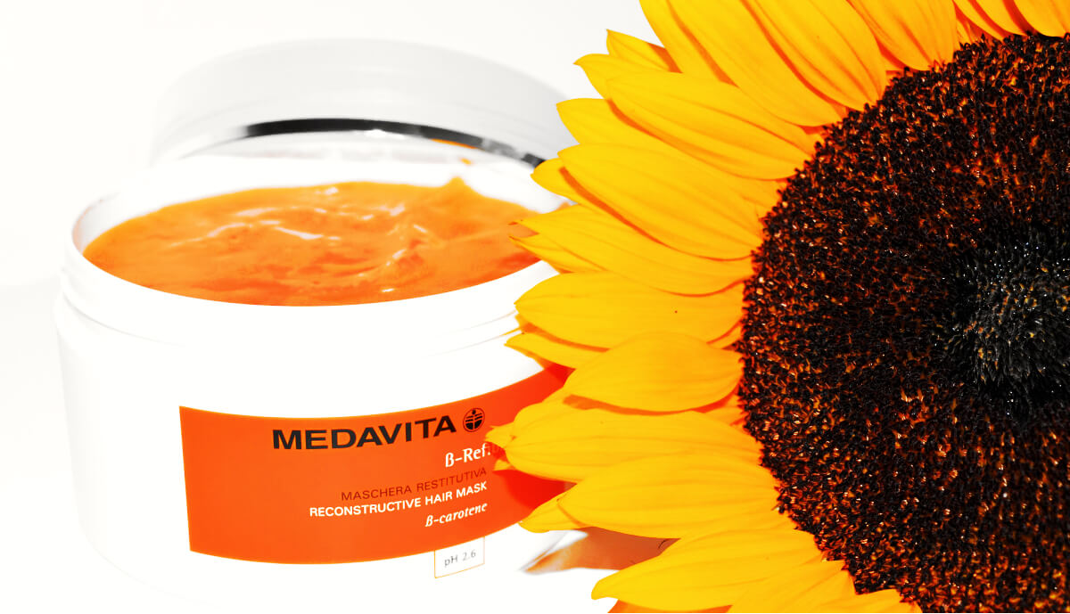 MedaVita Beta-Refibre pro poškozené vlasy