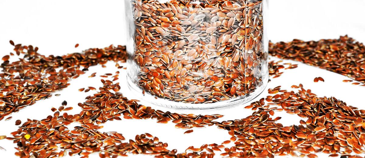 Olej ze lněných semínek