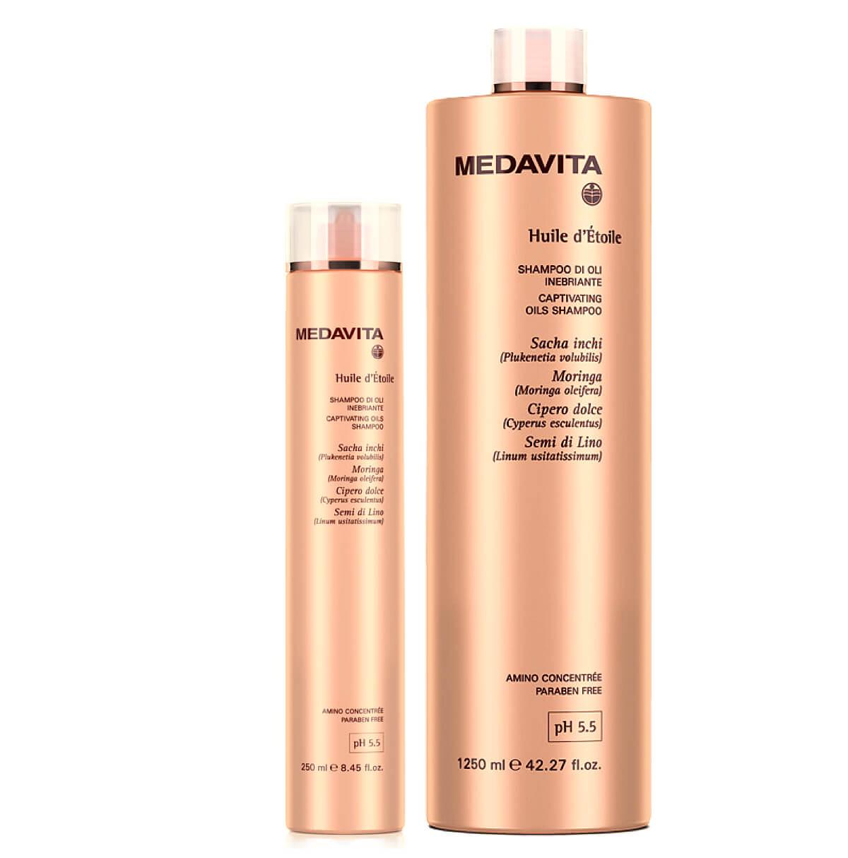 Opojný olejový šampón MedaVita Huile d'Etoile
