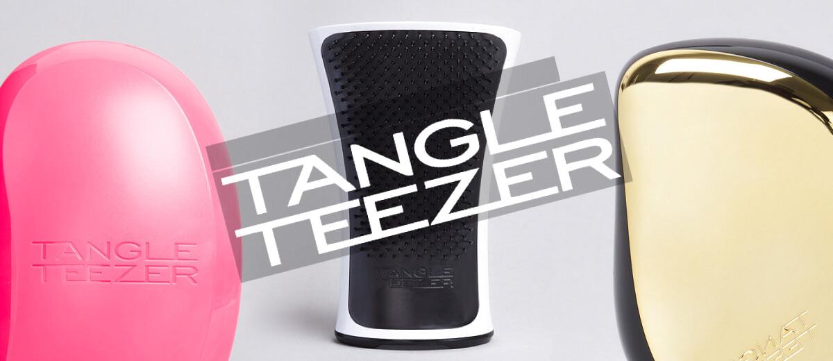 Revoluční kartáče Tangle Teezer