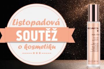 Listopadová soutěž o olej MedaVita Huile d'Étoile