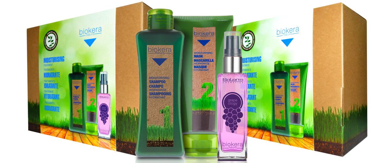 Biokera Natura Hidratante – pro hloubkovou hydrataci suchých vlasů