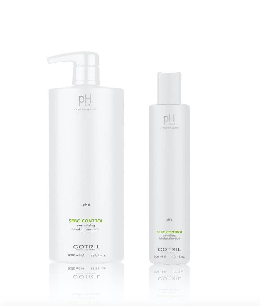Cotril pH Med Sebo Control pro normalizaci mastných vlasů