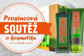 Vánoční soutěž se Salerm Cosmetics