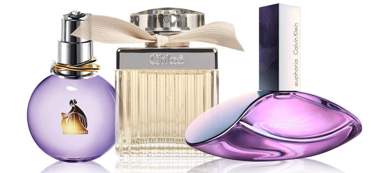 Nejprodávanější dámské parfémy a vůně