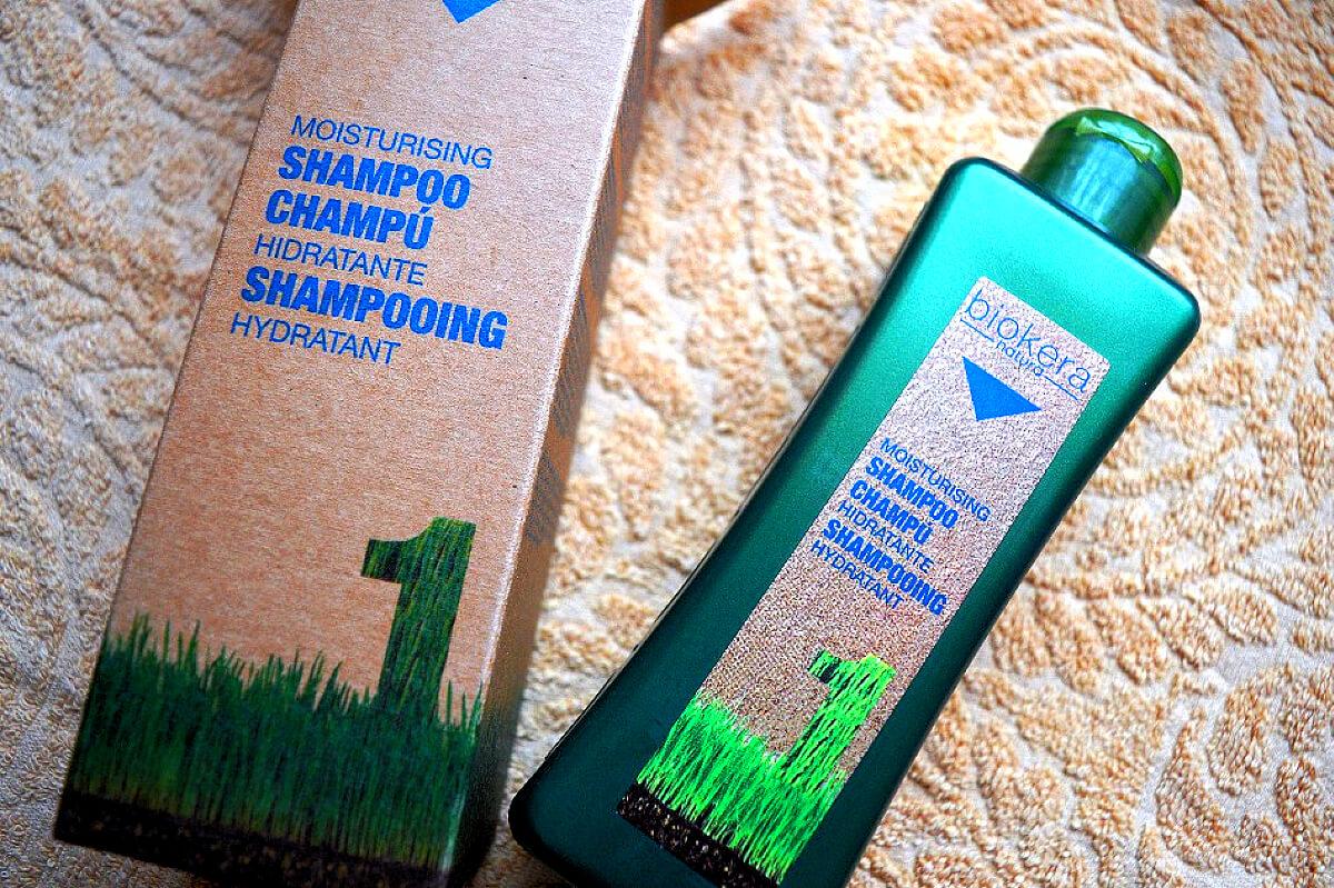 Salerm Biokera Hydratační šampón