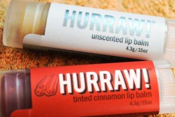 Bio balzámy Hurraw!
