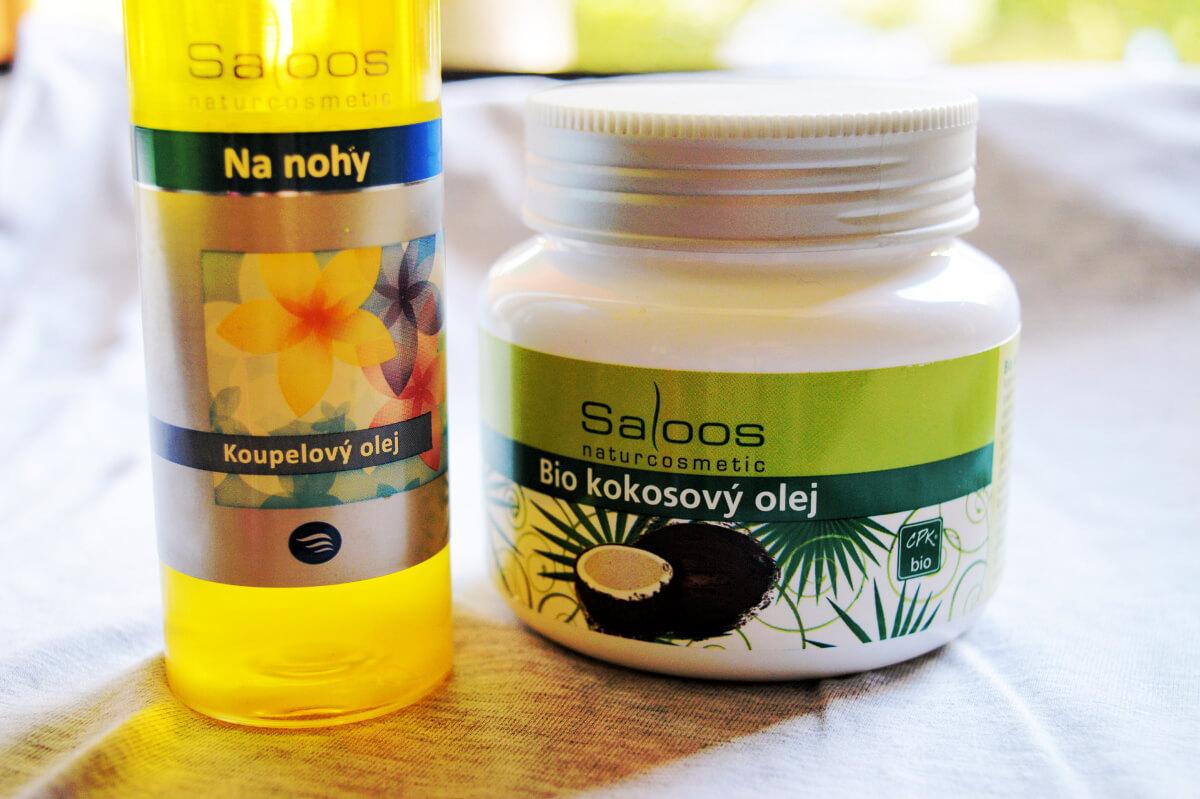 Saloos - Blahodárné oleje