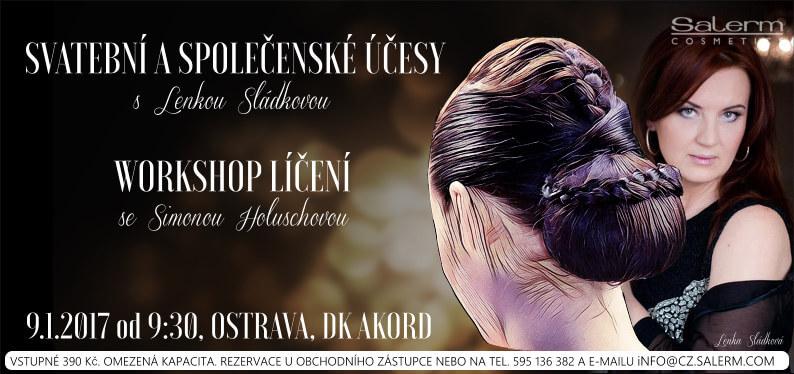 Pozvánka na školení Salerm Cosmetikcs