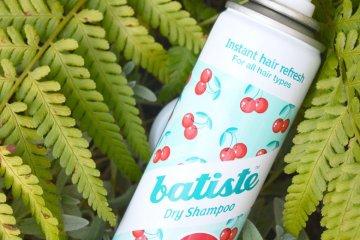 Suchý šampón Batiste