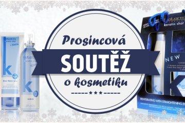 Prosincová soutěž se Salerm Cosmetics