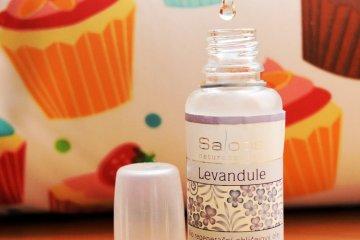Saloos levandulový olej