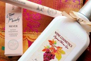 Manufaktura Rozjasnovač a tělové mléko 1