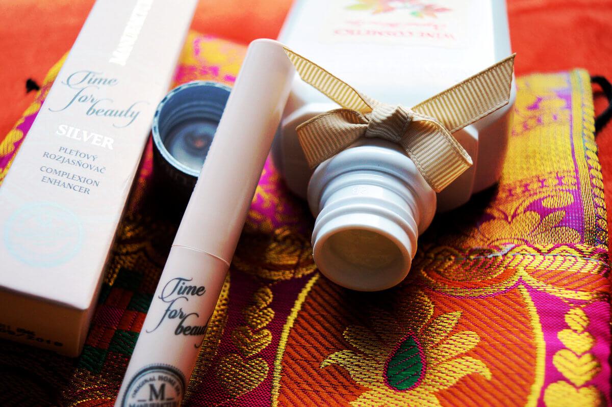 Manufakturapečující tělové mléko s hroznovým olejem a panthenolem