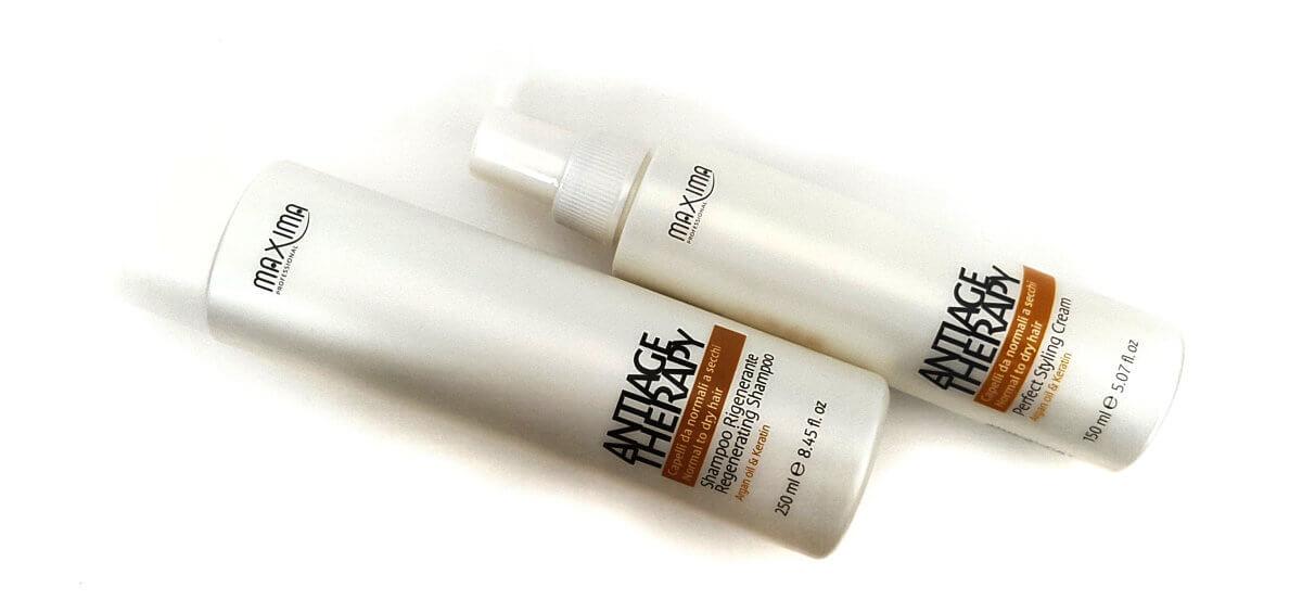 Maxima AntiAge Therapy pro výživu vlasů