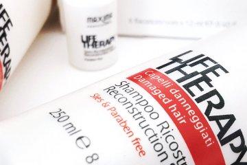 Maxima Life Therapy pro poškozené vlasy