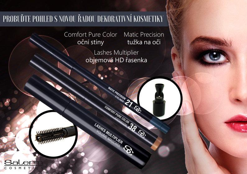 Salerm Cosmetics představuje novou dekorativní kosmetiku