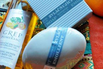 Manufaktura: Tropický gel a přírodní mýdlo