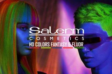 Prezentace nových barev Salerm HD Colors