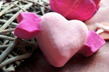 Voňavoučký Valentýn v LUSHI