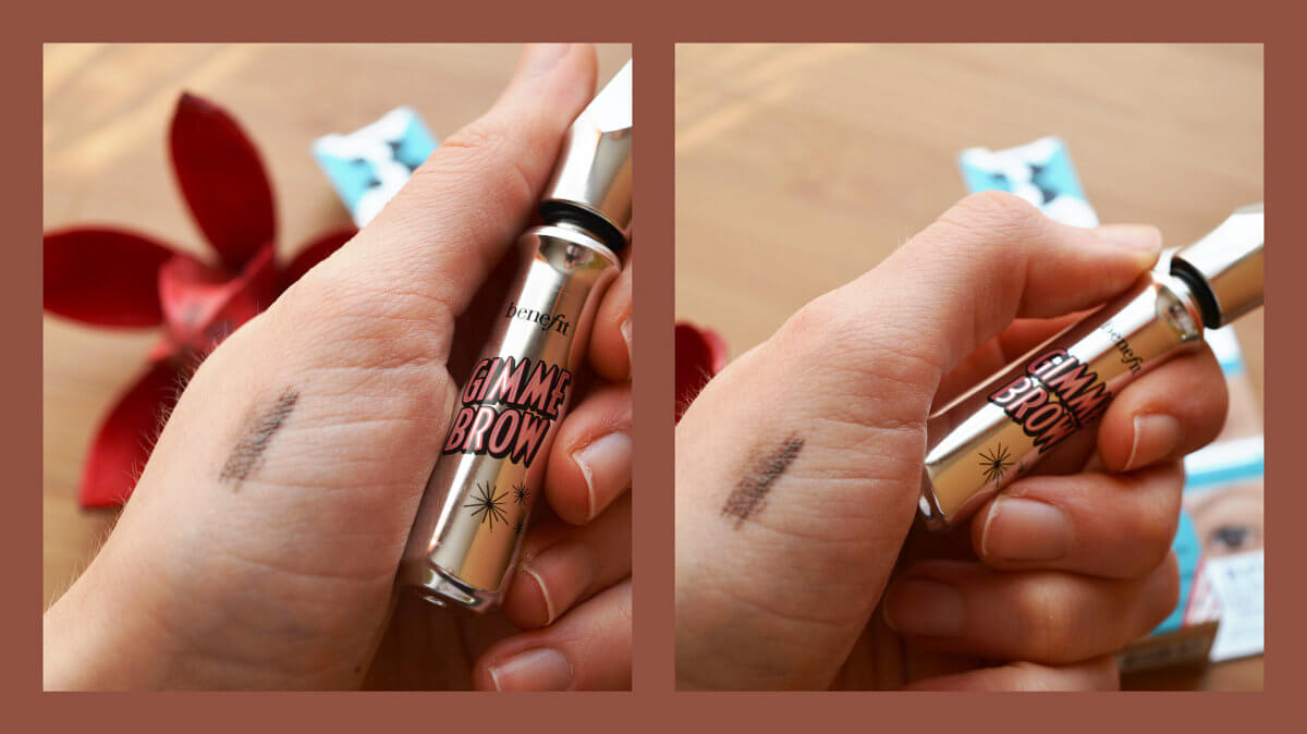 Benefit Gimme Brow - odstín 03 Medium