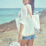 Cotril Creative Walk Beach plážové pálky a plážová taška
