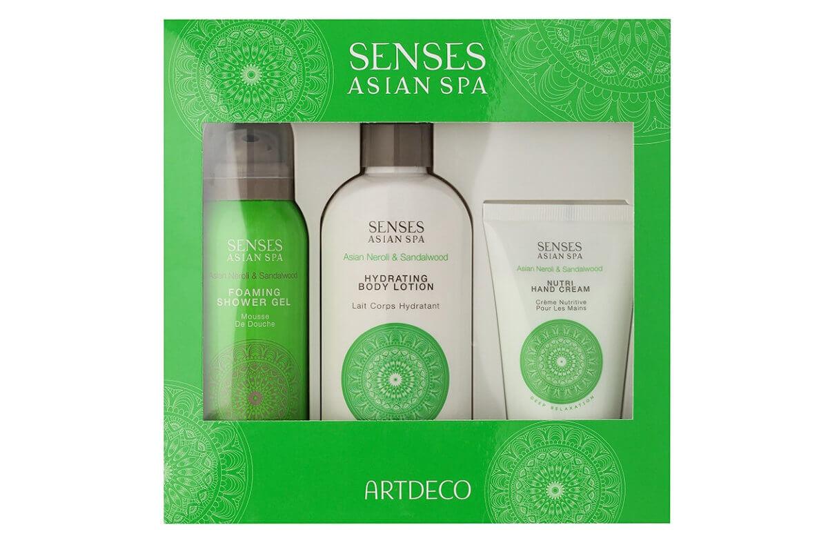 Artdeco Asian Spa Deep Relaxation kosmetická sada