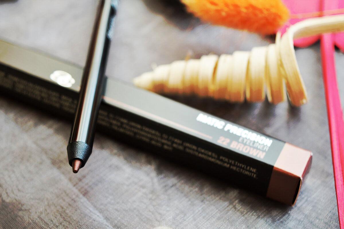 Salerm Matic Precision tužka na oči hnědá