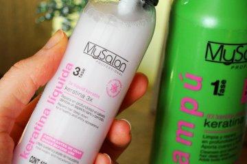 Vlasová kosmetika MySalon