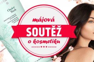 Májová soutěž o barvící masku MedaVita CHOICE