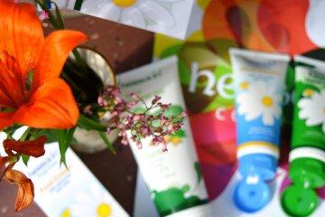 Přírodní kosmetika Herbacin