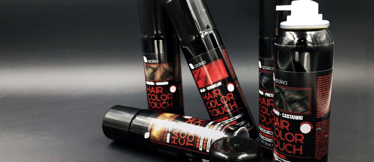 Azalea Hair Touch Color na odrosty a šediny