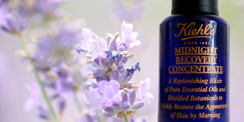 Noční regenerační olej Kiehl's Midnight Recovery Concentrate