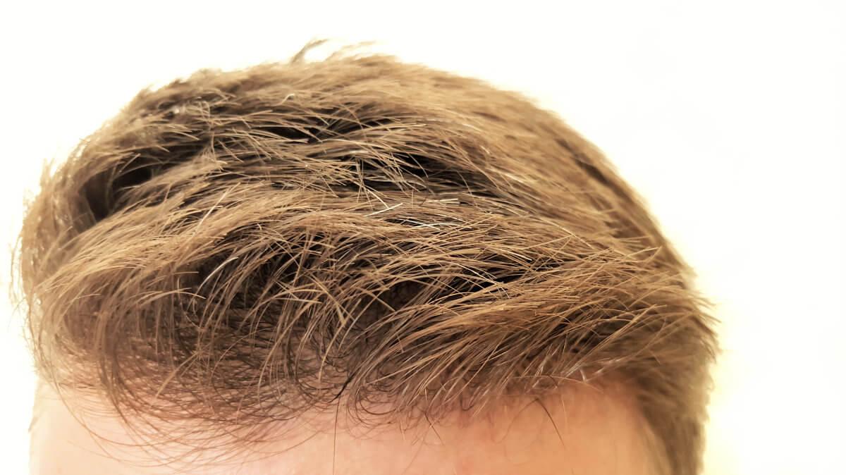 Styling vlasů pomocí Luxina Brillantina modelačního pečujícího krému