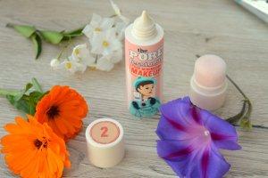Make-up na obličej pro zmenšení vzhledu pórů