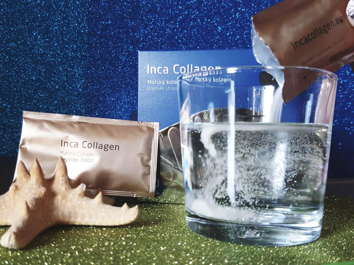 100% čistý mořský kolagen Inca Collagen