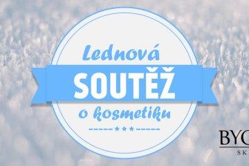 Lednová soutěž o kosmetiku Byotea