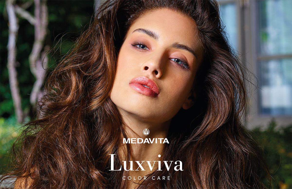 Medavita Luxviva Color Care: Exkluzivní péče pro barvené vlasy