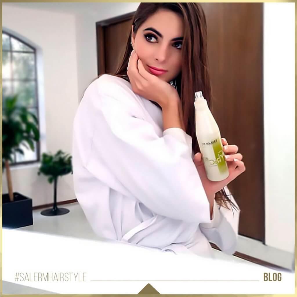 Miss Universe Mexico & Salerm Cosmetics Citric Balance