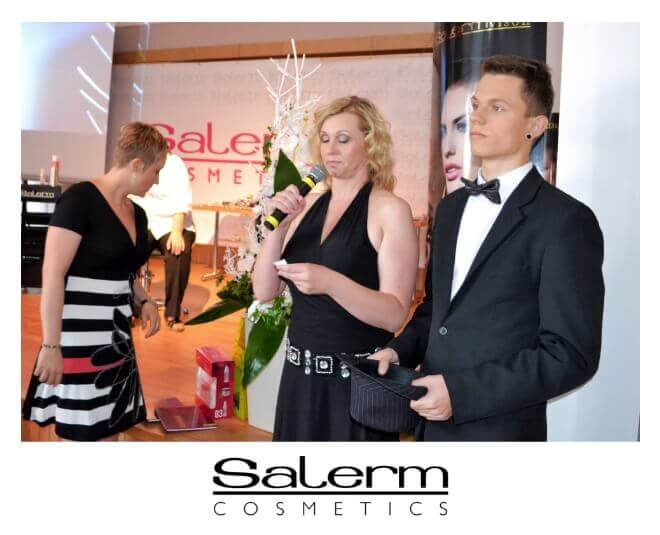 Photo shot Salerm Cosmetics Ostrava, Česká republika