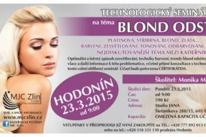 Školení: Blond odstíny s Cotril, MedaVita a NHP