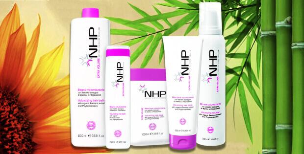 NHP EXTRA VOLUME pro objem vlasů