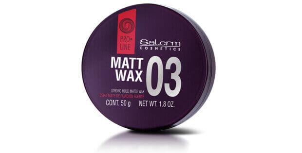 Salerm Pro Line pro zvýraznění textury vlasů