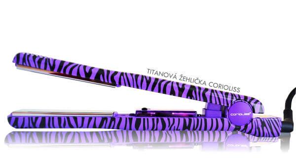 Corioliss City Style titanová žehlička